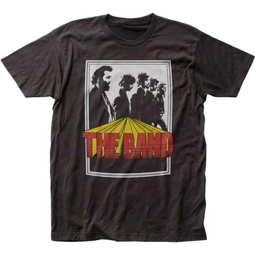 T-Shirt - The Band - Poster-Metalomania
