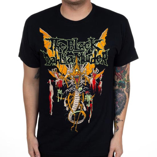 T-Shirt - The Black Dahlia Murder - Hell Wasp