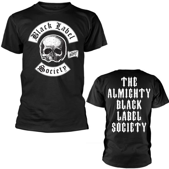 T-Shirt - Black Label Society - The Almighty-Metalomania