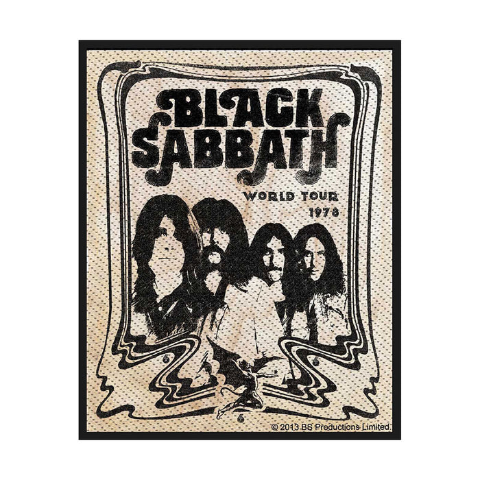 Patch - Black Sabbath - Band