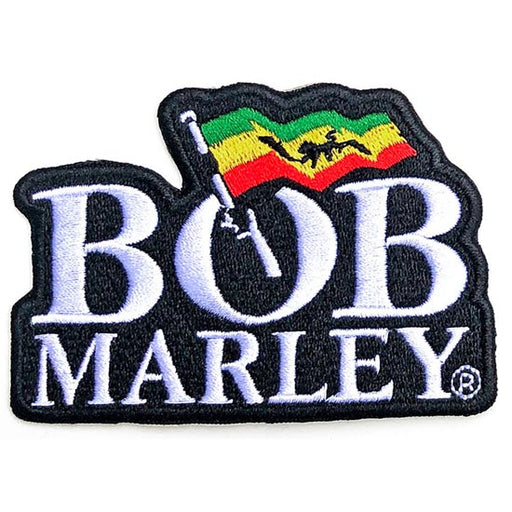 Patch - Bob Marley - Logo