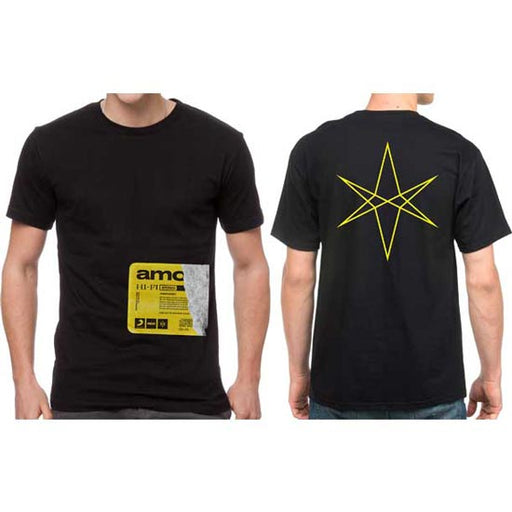 T-Shirt - Bring Me The Horizon - Yellow AMC-Metalomania