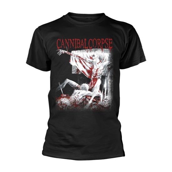T-Shirt - Cannibal Corpse - Tomb of the Mutilated (Explicit)-Metalomania