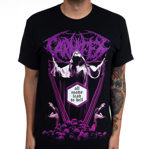 T-Shirt - Carnifex - Arms of Hell