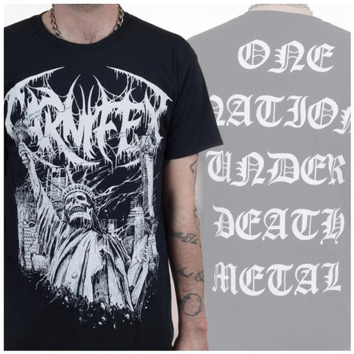 T-Shirt - Carnifex - Liberty-Metalomania