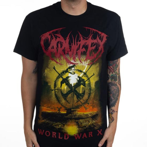 T-Shirt - Carnifex - World War X