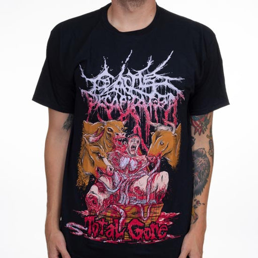 T-Shirt - Cattle Decapitation - Total Gore