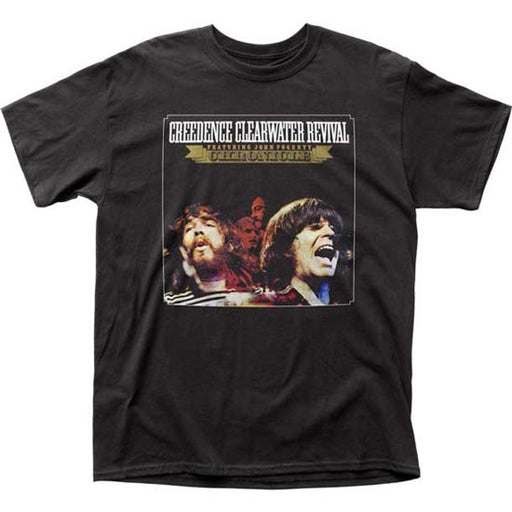T-Shirt - CCR - Chronicle-Metalomania