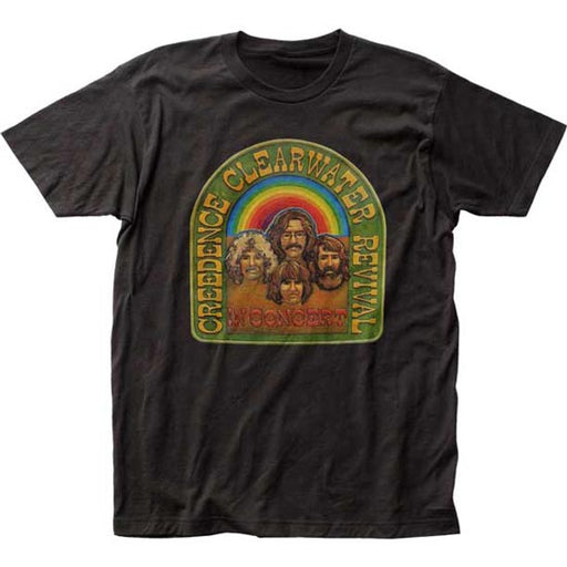 T-Shirt - CCR - In Concert-Metalomania
