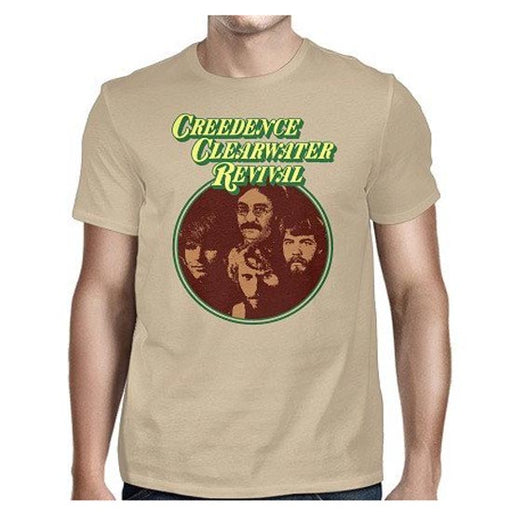 T-Shirt - CCR - Legendary Classic-Metalomania