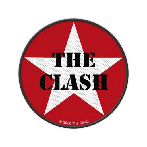 Patch - The Clash - Military Logo