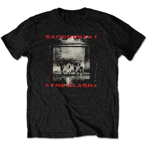 T-Shirt - Clash (the) - Sandinista!