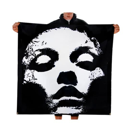 Deluxe Flag - Converge - Jane Doe