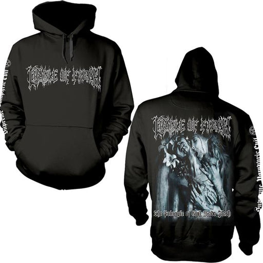 Hoodie -  Cradle of Filth - Principle Evil Made Flesh