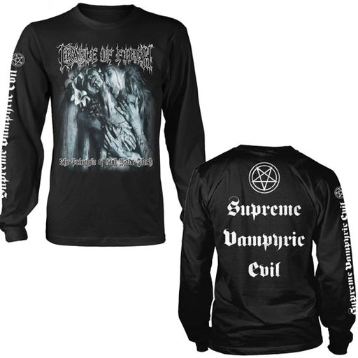 Long Sleeves - Cradle of Filth - Principle of Evil Made Flesh
