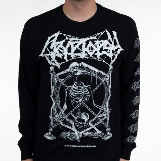 Long Sleeve - Cryptopsy - Bound-Metalomania