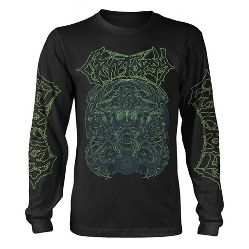 Long Sleeve - Cryptopsy - Morticole-Metalomania