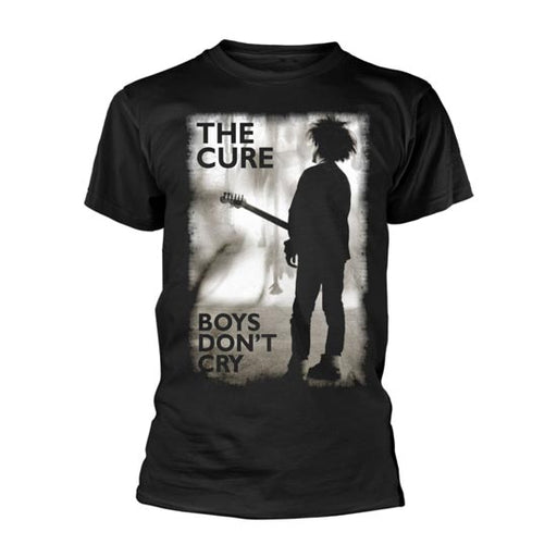 T-Shirt - The Cure - Boys Don't Cry - Version 2.0