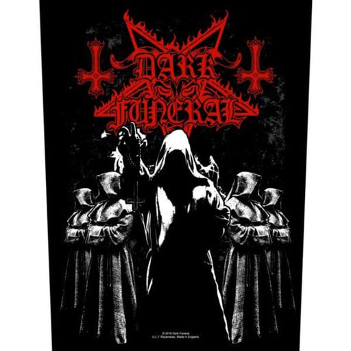 Back Patch - Dark Funeral - Shadow Monks