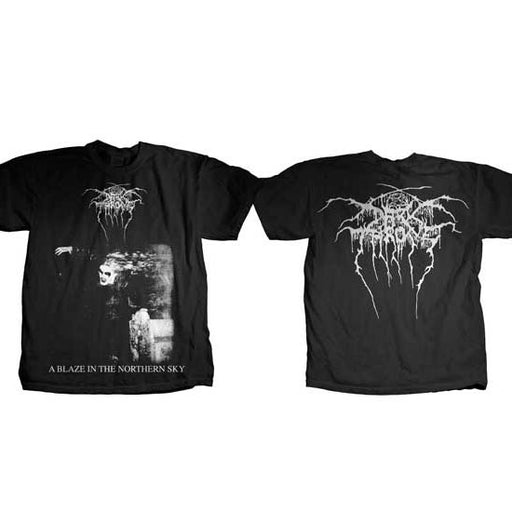 T-Shirt - Darkthrone - Northern Sky-Metalomania