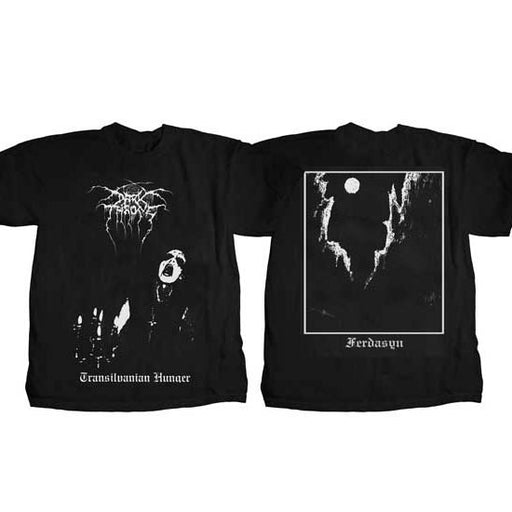 T-Shirt - Darkthrone - Transylvanian Hunger-Metalomania