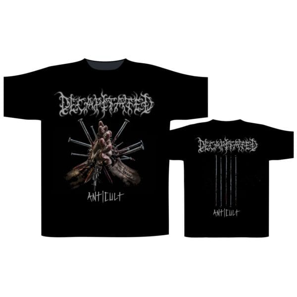 T-Shirt - Decapitated - Anticult