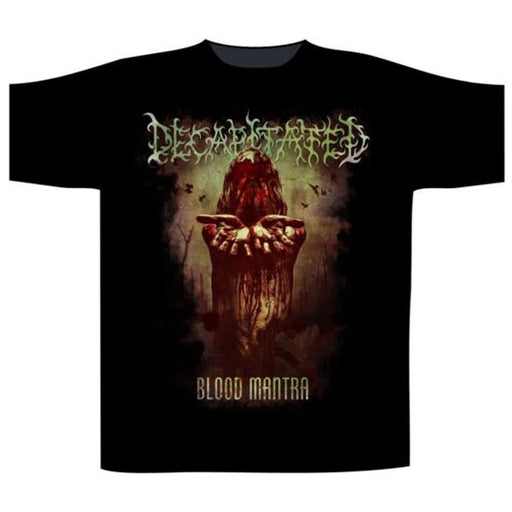 T-Shirt - Decapitated - Blood Mantra