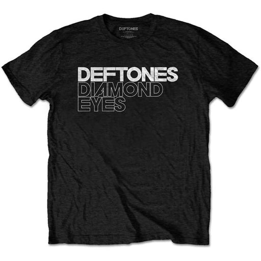 T-Shirt - Deftones - Diamond Eyes Lettering
