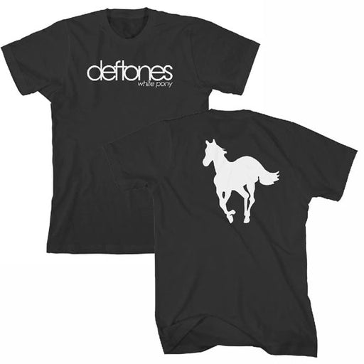 T-Shirt - Deftones - White Pony Tee-Metalomania
