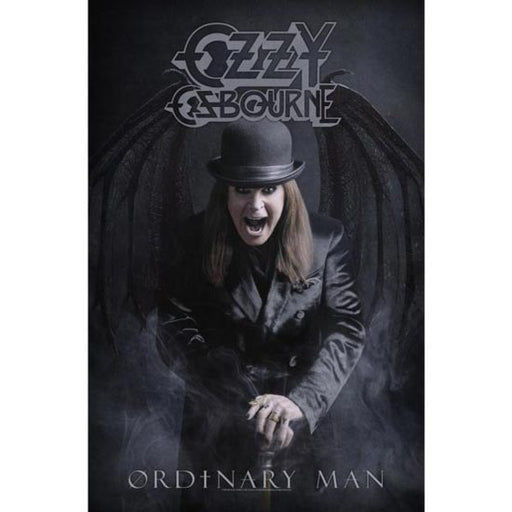 Deluxe Flag - Ozzy Osbourne - Ordinary Man