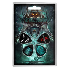 Guitar Picks - Disturbed - Evolution