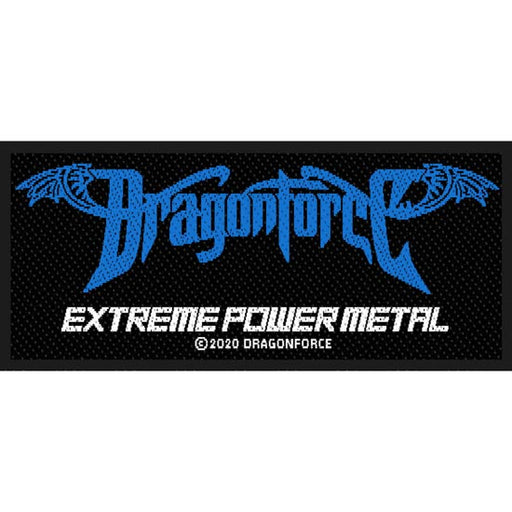 Patch - Dragonforce - Extreme Power Metal