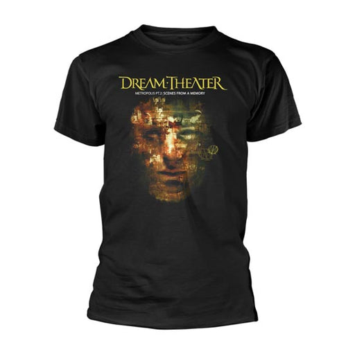 T-Shirt - Dream Theater - Metropolis