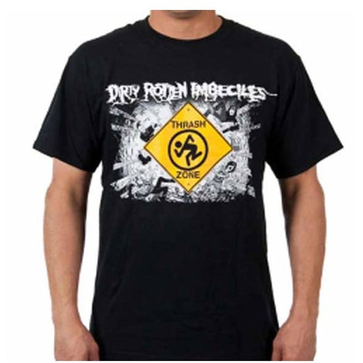 T-Shirt – D.R.I. – Thrash Zone-Metalomania