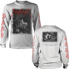 Long Sleeves - Emperor - Rider 2019 - White