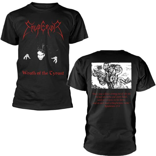 T-Shirt - Emperor - Wrath of the Tyrant
