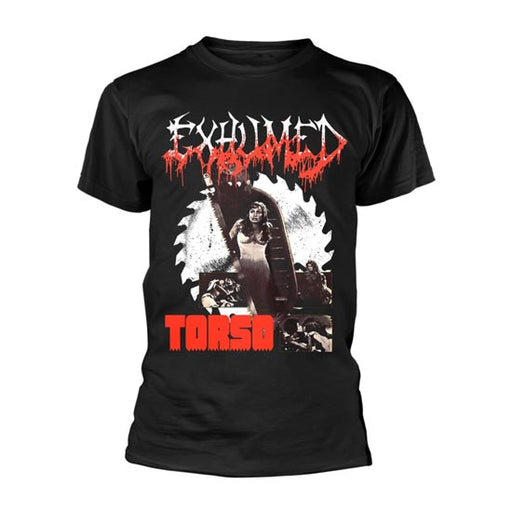 T-Shirt - Exhumed - Torso-Metalomania