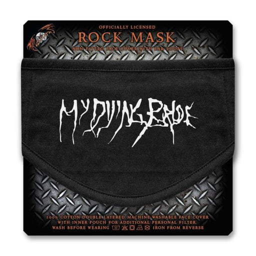 Face Mask - My Dying Bride - Logo