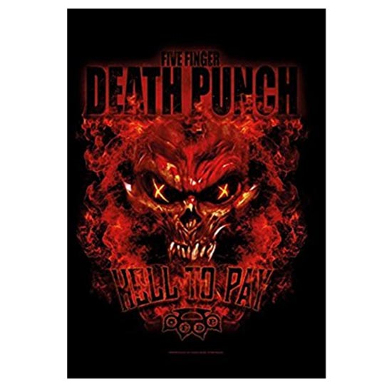 Flag - FFDP - Hell To Pay
