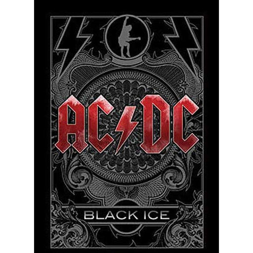 Flag - AC/DC - Black Ice-Metalomania