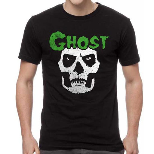 T-Shirt - Ghost - Misfits Tribute-Metalomania
