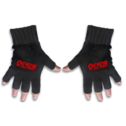 Gloves - Kreator - Logo