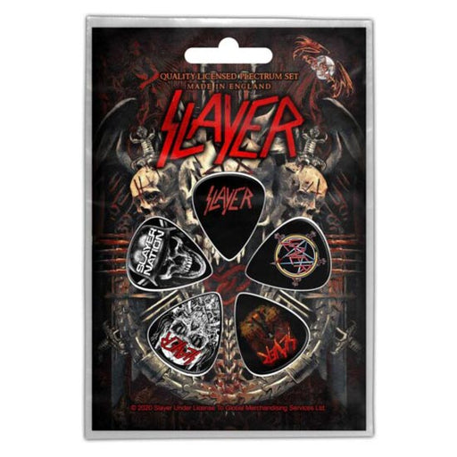 Guitar Picks - Slayer - Demonic