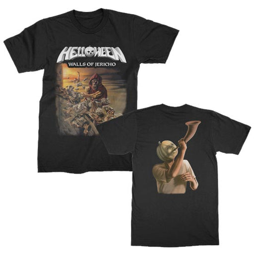 T-Shirt - Helloween - Walls of Jericho-Metalomania