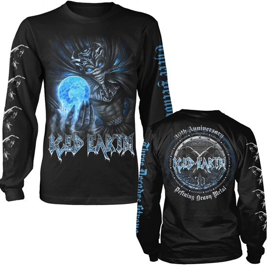 Long Sleeves - Iced Earth - 30th Anniversary-Metalomania