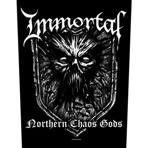 Back Patch - Immortal - Northern Chaos Gods