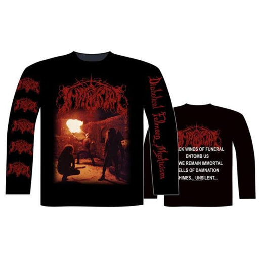 Long Sleeves - Immortal - Diabolical Fullmoon Mysticism