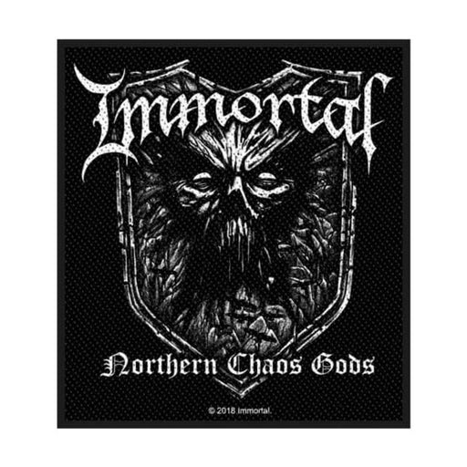 Patch - Immortal - Northern Chaos Gods