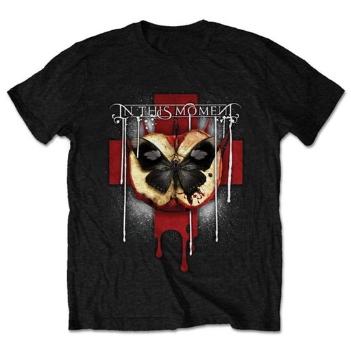 T-Shirt - In This Moment - Rotten Apple-Metalomania