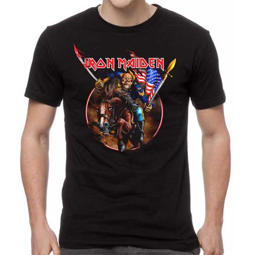 T-Shirt - Iron Maiden - Maiden England USA Version
